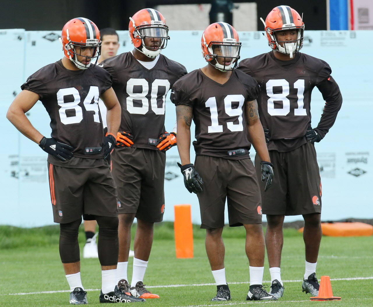 browns rookie jersey numbers