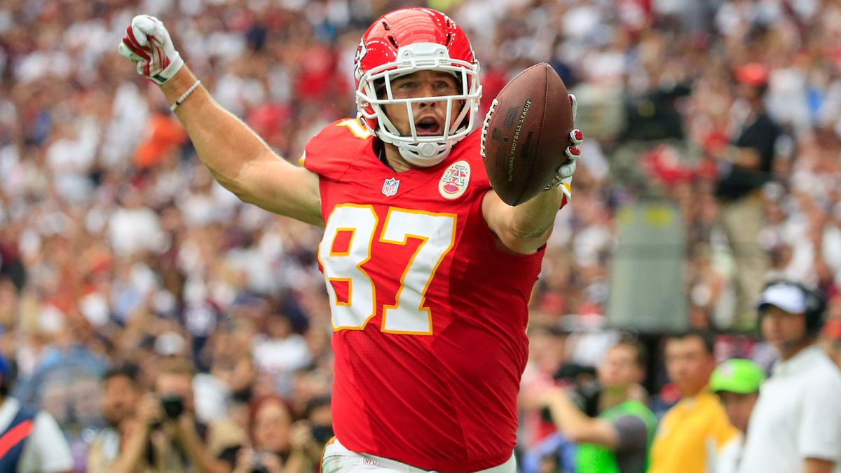 Travis Kelce Is Still An Elite Tight End Dynasty Nerds