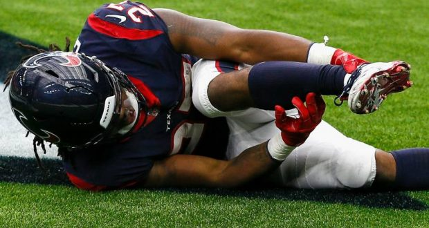 Image result for Donta foreman injury