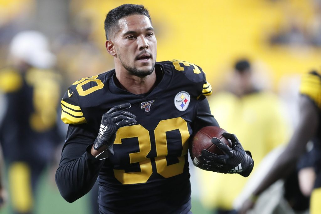 James Conner Bleacher Report