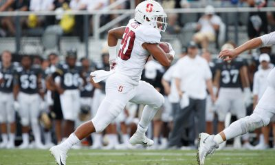 Austin Jones (Stanford Athletics)