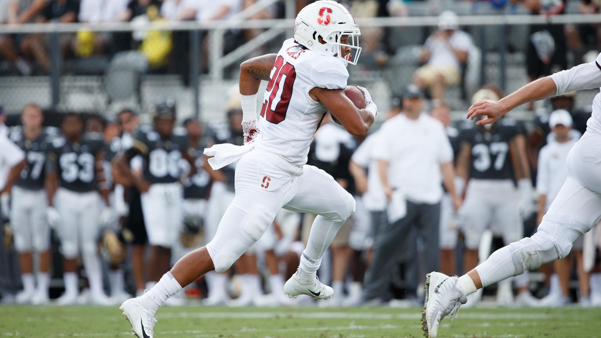 Austin Jones (Stanford Athletics)